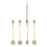 Ferm Living Christmas tree candleholders