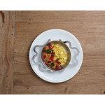 Alessi Tegamino egg pan