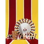 Alessi Circus lasipurkki, 0,75 L