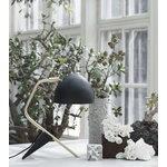 Klassik Studio Studio 1 table lamp, matt black - brass