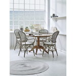 Sika-Design Rossini dining armchair, taupe