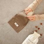 The Organic Company Washing bag, clay