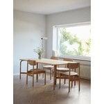 Skagerak Aldus table 200 x 100 cm, oiled oak - oak veneer
