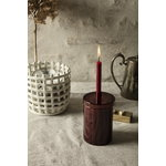 Ferm Living Ceramic basket, small, off-white