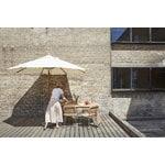 Skagerak Lilium chair, teak - stainless steel