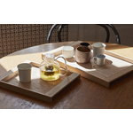 Skagerak No. 10 tray, small, oak