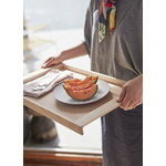 Skagerak No. 10 tray, large, oak