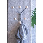 Maze Bill coat rack, XS, grey
