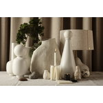 Ferm Living Countdown to Christmas candles, off white