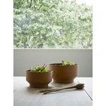 Skagerak Edge bowl 17 cm, terracotta