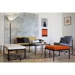 Artek Kiki low table 60 x 60 cm, black