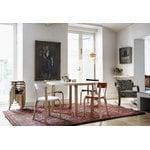 Artek Aalto stool 60, red - birch