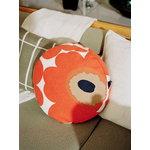 Marimekko Unikko cushion cover 50 x 50 cm, off white