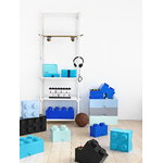 Room Copenhagen Lego Storage Brick 4, light royal blue