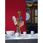 Tivoli Banquet laakea lautanen 27 cm, valkoinen