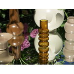 Tivoli Balloon vase, small, caramel