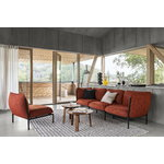 Hem Kumo lounge chair, Canyon