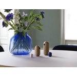 Normann Copenhagen Step vase 23 cm, blue