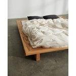 Tekla Single duvet cover, 150 x 210 cm, winter white