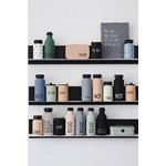 Design Letters Special Edition thermo bottle, grey green