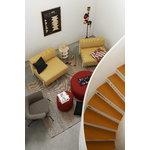 Hem Palo single seater sofa, yellow