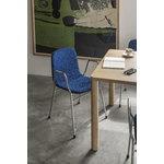 Hem Log pöytä, 220 x 90 cm, tammi