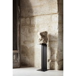 Ferm Living Place pedestal, black