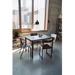 Artek Atelier tuoli, musta