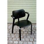 Artek Aslak chair, black