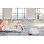 Vitra Vlinder sofa, light reds