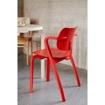 Artek Aslak chair, red