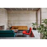 Artek Kiki sohvapöytä, 100 x 60 cm, musta - musta laminaatti