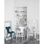 Fritz Hansen Kaiser Idell 6580-F Luxus lattiavalaisin, valkoinen