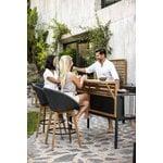 Cane-line Drop outdoor kitchen bar, teak