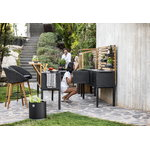 Cane-line Drop outdoor kitchen module with sink