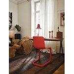 Vitra EVO-C tuoli, punainen