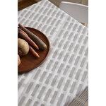 Artek Siena cotton fabric, 150 x 300 cm, grey - light grey