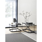 Woodnotes Twiggy table  66,5 x 66,5 cm, black