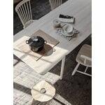 Stolab Prima Vista pöytä, 50 cm jatkopalalla, mattalakattu koivu