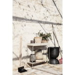 Ferm Living Bau pot, small, warm grey