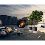 Eva Solo FireGlobe outdoor fireplace