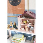 Nofred Harbour House dollhouse, rosa