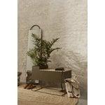 Ferm Living Plant Box, large, olive