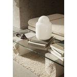 Ferm Living Bell table lamp, white