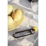 Ferm Living Fein bottle opener, black brass