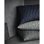 Fritz Hansen AJ Trapez tyyny, 40 x 60 cm, tummansininen