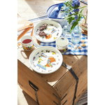 Arabia Moomin children's tableware, Moomintroll