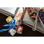 Arabia Moomin mini mugs, 6 pcs, 1. classics