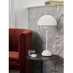 &Tradition Flowerpot VP3 table lamp, matt white