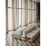 &Tradition Develius D modular sofa with cushions, Fiord 151